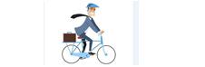 L'indemnité kilométrique vélo (IKV) devient applicable