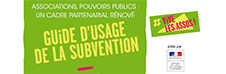 Le gouvernement publie 'le guide d'usage de la subvention""