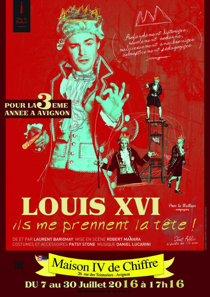 LouisXVI AVIGNONBAT2016