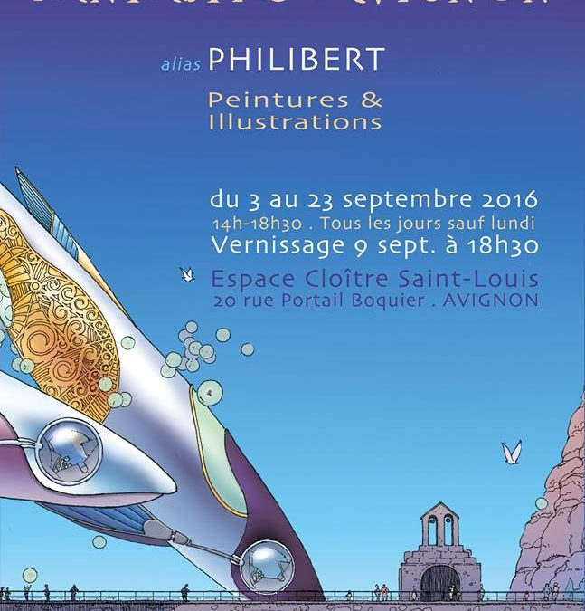 Exposition Fantastiq'Avignon