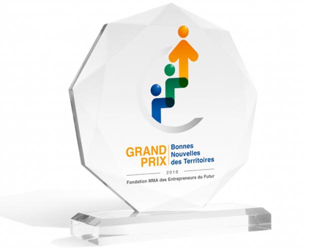 Grand Prix 2017 des Bonnes Nouvelles des Territoires
