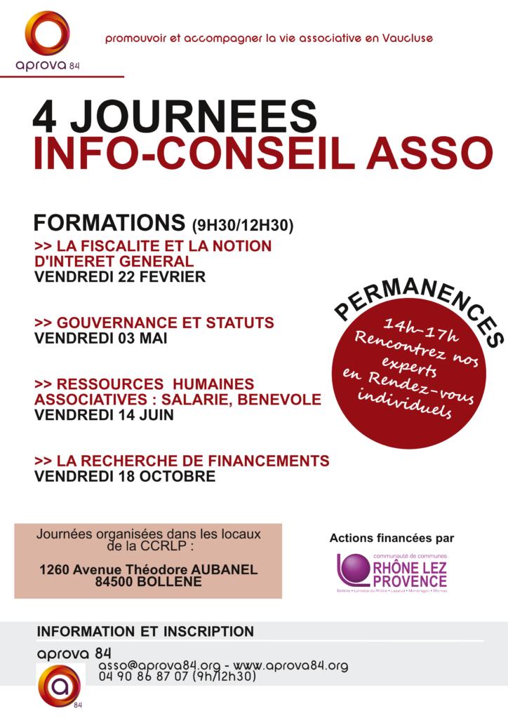 Ressources Humaines associatives : bénévolat et salariat - à la CCRLP @ Bureaux de la Communauté de Communes Rhône-les-Provence | Avignon | Provence-Alpes-Côte d'Azur | France