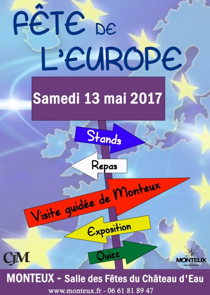 AfficheFetedeEurope2017
