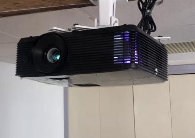 salle de réunion: video-projecteur