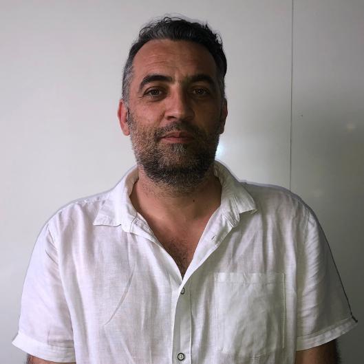Franck MESEGUER SALVADOR, Trésorier