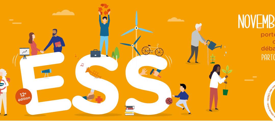 Novembre 2019 : le mois de l'ESS en PACA